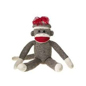 Classic Sock Monkey 18 Plush Doll Toys & Games