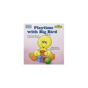 Playtime with Big Bird (Toddler Books) (9780679888819