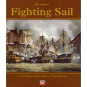 Seafarers: Fighting Sail: A B C Whipple: 9781844471133: