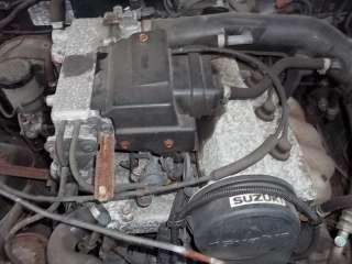 SUZUKI VITARA  2001 ENGINE