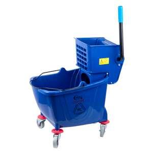 36 Quart Mop Bucket & Wringer Combo