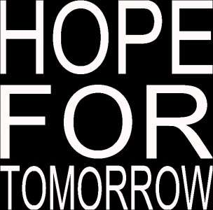 Prints on canvas Positive words Learn Live Hope