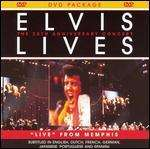 elvis lives the 25th anniversary concert jewel case dvd 2007