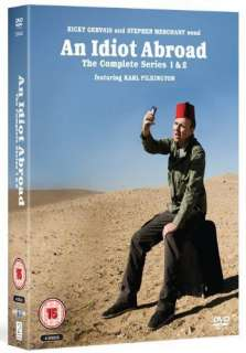An Idiot Abroad Box Set   Series 1 and 2 [DVD] review   Experts