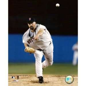 David Wells Red Sox Color 8x10 Photo: Sports & Outdoors