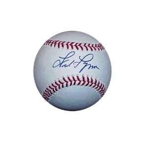 Autographed Fred Lynn Baseball Sports & Outdoors