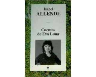 Libro Cuentos de Eva Luna, de Isabel Allende. Una galería de