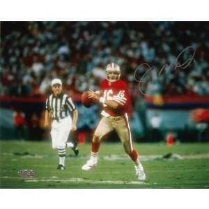 Joe Montana San Francisco 49ers Autographed 8x10