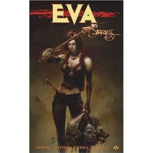 Eva vs Darkness (9782811202347): Leah Moore: Books