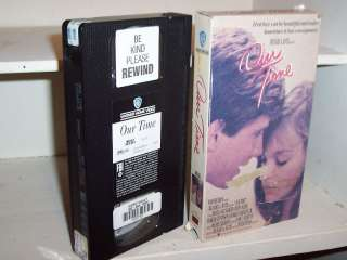 Our Time (1974) vhs Pamela Sue Martin 085391167532