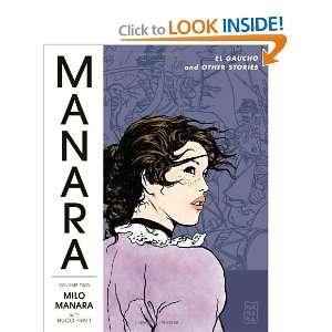 Manara Library Volume 2 (9781595827838) Mino Milani, Hugo Pratt, Milo