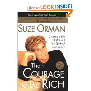 of Material and Spiritual Abundance (9781573229067) Suze Orman Books
