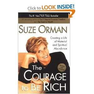 of Material and Spiritual Abundance (9781573229067) Suze Orman Books
