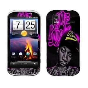 Meestick Wiz Khalifa Vinyl Adhesive Decal Skin for HTC