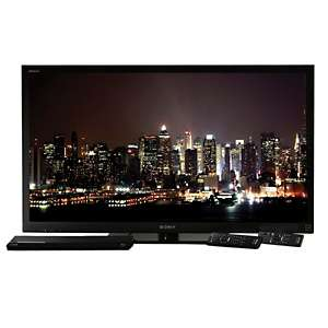 Sony BRAVIA 46 Edge Lit LED 1080p LCD HDTV with Blu ray Player at HSN