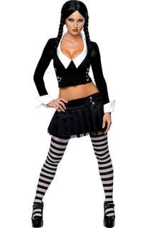 Wednesday Addams Costume  TV Shows & Movie Costumes  HalloweenMart