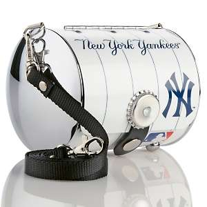 New York Yankees Petite Barrel Handbag with Shoulder Strap