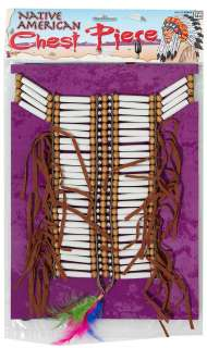 American Chest Plate   Native American Indian Costume Accessories