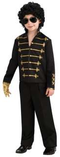 Michael Jackson Military Jacket Costume   Michael Jackson Costumes