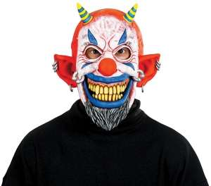 Evil Clown Mask   Masks