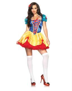 Sexy Fairy Tale Snow White Adult Costume  Wholesale Fairytale