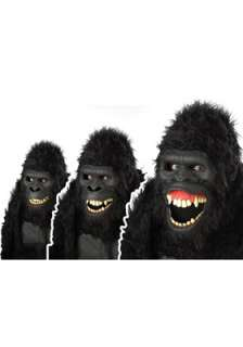 Goin Ape Ani Motion Mask for Halloween   Pure Costumes