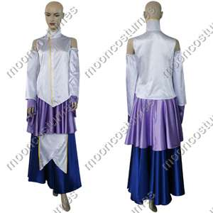 custom designed cosplay uniform and accessories adult sizes only