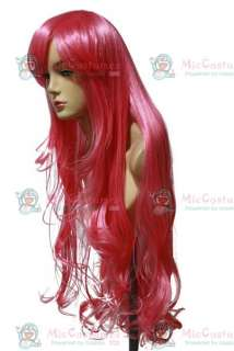 Discount Gundam Seed Lacus Clyne Cosplay Wig For Sale