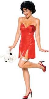 Adult Sexy Betty Boop Costume   Betty Boop Costumes   15RU888641