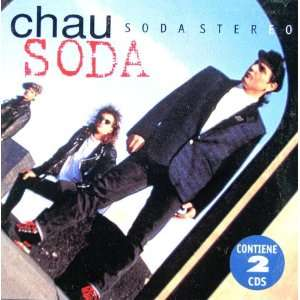 Chau Soda Soda Stereo Music