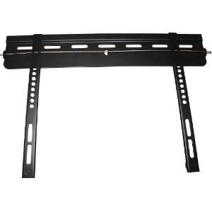Slim Flat Panel Mount for 20 Inch to 40 Inch TV, Black Electronics