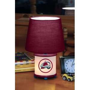 LIT ACCENT LAMP / NIGHT LIGHT (with 8 Wide Shade)