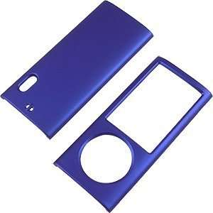 on Case for the Apple Ipod Nano 5 5th Generation   Blue Electronics