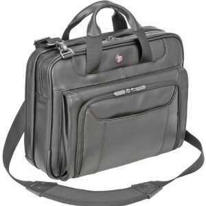 14 Leather Corporate Traveler Notebook Computer Case Electronics