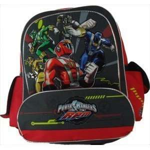 Disney Power Rangers RPM 15 Large Backpack   Top Rescue Toys & Games