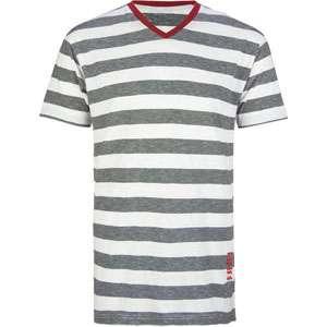 BILLABONG Sherwood Mens V Neck T Shirt 149409150  solid & stripe tees