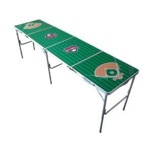 Nationals Tailgate Ping Pong Table With Net