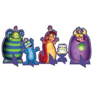 Monsters Birthday Table Centerpieces   Decorations Toys & Games