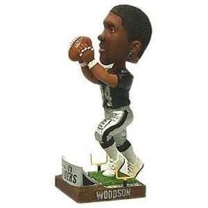 Charles Woodson Forever Collectibles Bobblehead