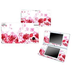 Game Skin Case Art Decal Cover Sticker Protector Accessories   Red