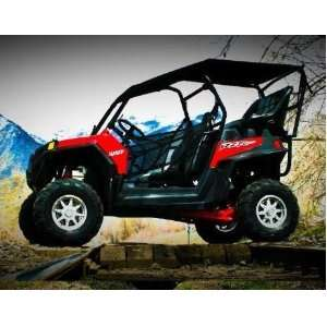 UTV Mountain Polaris RZR 900 XP Back Seat, Roll Cage and Soft Top Roof