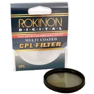 Rokinon 52MM Multi Coated Circular Polarizer Filter (CPL
