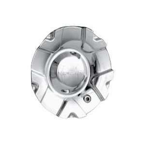 . Lugnut C10333 Chrome Plastic Center Cap for Star Wheels Automotive