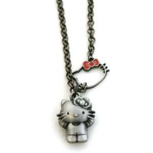 Necklace   Hello Kitty   Sanrio Cat 3D Charm Metal Toys & Games