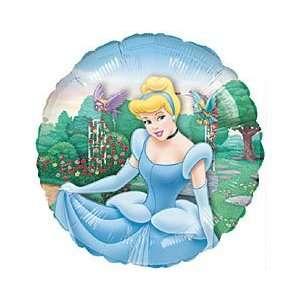 Cinderella Mylar Balloon 18 inch 1 pc Toys & Games