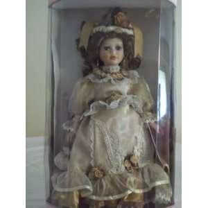 Collectible Memories Genuine Porcelain Dolls Elizabeth