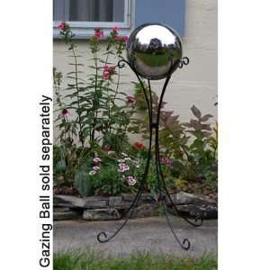 Reflections   Gazing Ball Stand, Large GBSL Patio, Lawn & Garden