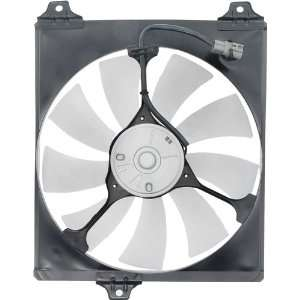 New Toyota Camry/Solara Radiator/Cooling Fan 99 01 Automotive
