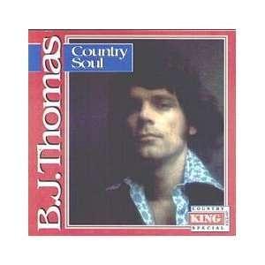 Country Soul B.J. Thomas Music