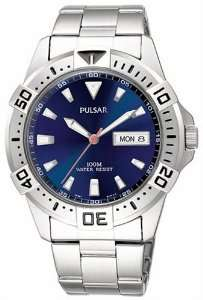 Pulsar Mens PXN079 Watch Pulsar Watches